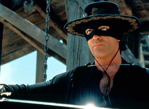 The Mask of Zorro - Wiki - Everipedia