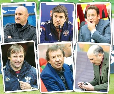 Кто, по мнению букмекеров возглавит сборную России по футболу?