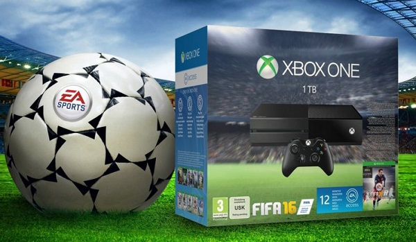 Букмекерская компания FavBet разыгрывает Xbox One и футбольный симулятор Fifa16