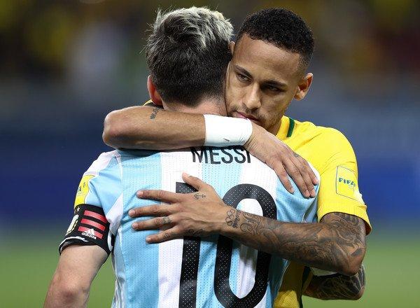 Прогноз на футбол: Бразилия – Аргентина (09/06/2017/13:05)