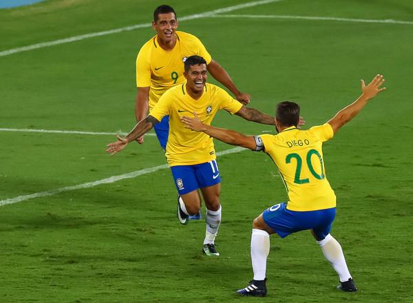 Прогноз на футбол: Австралия – Бразилия, Товарищеский матч (13/06/2017/13:05)