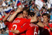 Прогноз на футбол: Россия – Новая Зеландия, Кубок Конфедераций (17/06/2017/18:00)