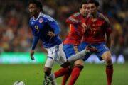Прогноз на футбол: Испания – Колумбия (07/06/2017/22:30)