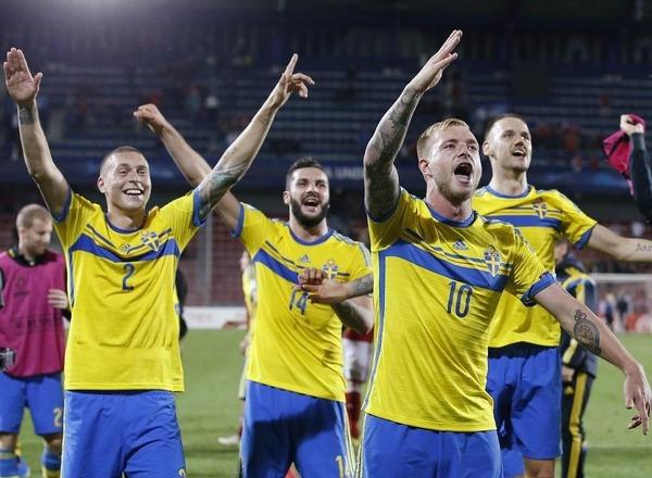 Прогноз на футбол: Швеция U21 – Англия U21, Чемпионат Европы (16/06/2017/19:00)