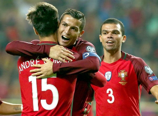 Прогноз на футбол: Россия – Португалия, Кубок Конфедераций (21/06/2017/18:00)