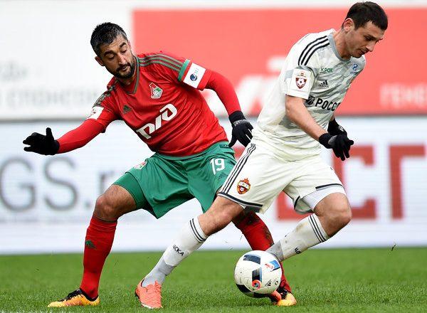 Lokomotiv Moscow CSKA-Moscow