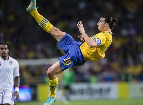 Букмекеры: Ибрагимович перейдет в один из клубов MLS