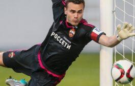 Серия Акинфеева увеличится еще на один матч, по мнению аналитиков БК