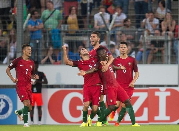 Прогноз на футбол: Португалия U19  – Швеция U19 ,Чемпионат Европы (08/07/2017/19:00)