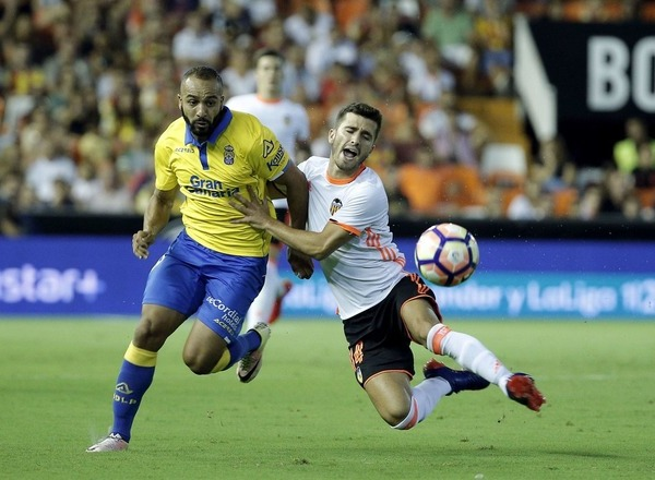 Прогноз на футбол: Валенсия – Лас Пальмас, Чемпионат Испании, Примера, 1 тур (18/08/2017/23:15)