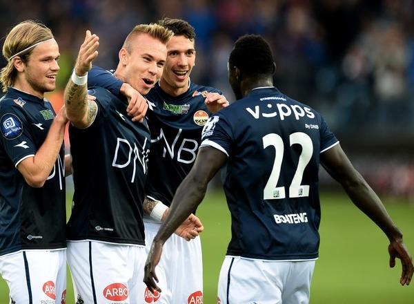 Прогноз на футбол: Стремгосдет – Волеренга, Чемпионат Норвегии (07/08/2017/20:00)