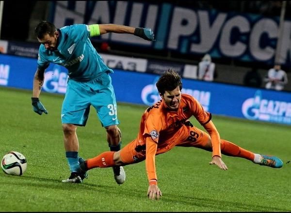 Прогноз на футбол: Урал – Зенит, Чемпионат России (09/08/2017/17:30)