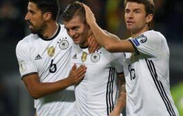 Прогноз на футбол: Чехия – Германия, Квалификация на чемпионат мира, Группа С (01/09/2017/21:45)