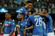 Прогноз на футбол: Ницца – Наполи, Лига Чемпионов (22/08/2017/21:45)