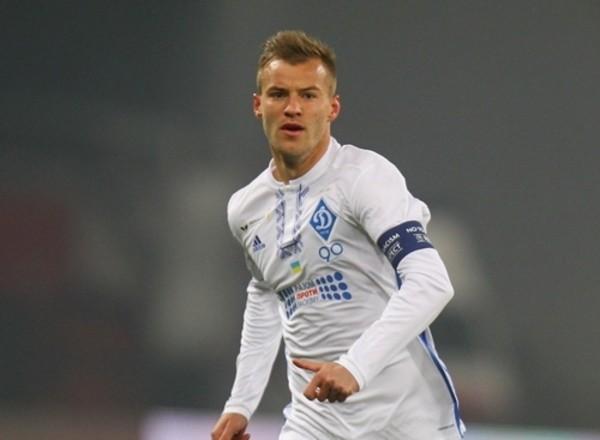 Прогнозы букмекеров: Ярмоленко останется в «Динамо»