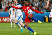 Прогноз на футбол: Англия – Словакия, Квалификация на чемпионат мира, Группа F (04/09/2017/21:45)