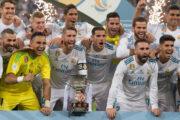 Букмекеры уверены в победе Реала в Лиге Чемпионов