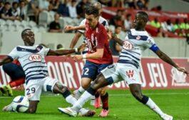 Прогноз на футбол: Лилль – Бордо, Лига 1, 5 тур (08/09/2017/20:00)