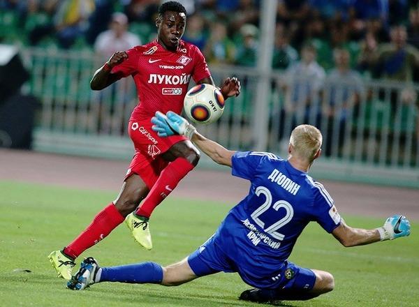 Букмекеры уверены «Спартак» завоюет Кубок России
