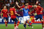 Прогноз на футбол: Испания –Италия, Квалификация на чемпионат мира, Группа G (02/09/2017/21:45)
