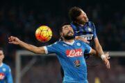 Прогноз на футбол: Наполи – Интер, Серия А, 9 тур (21/10/2017/21:45)