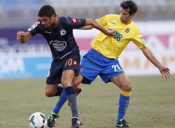 Прогноз на футбол: Лас Пальмас – Депортиво, Примера, 10 тур (30/10/2017/23:00)