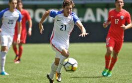 Прогноз на футбол: США до 17 – Колумбия до 17, Чемпионат мира, группа А, 3 тур (12/10/2017/16:30)