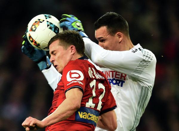 Прогноз на футбол: Лилль – Марсель, Лига 1, 11 тур (29/10/2017/23:00)