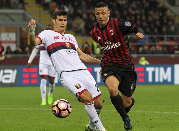 Прогноз на футбол: Милан – Дженоа, Серия А, 9 тур (22/10/2017/16:00)