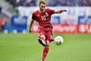 Прогноз на футбол: Черногория – Дания, Квалификация к ЧМ, группа Е, 9 тур (05/10/2017/21:45)