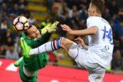 Прогноз на футбол: Интер – Сампдория, Серия А, 10 тур (24/10/2017/21:45)