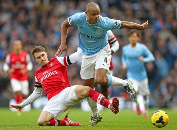 Прогноз на футбол: Манчестер Сити – Арсенал, АПЛ, 11 тур (05/11/2017/17:15)