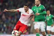 Прогноз на футбол: Швейцария – Северная Ирландия, Стыковые матчи к ЧМ (12/11/2017/20:00)
