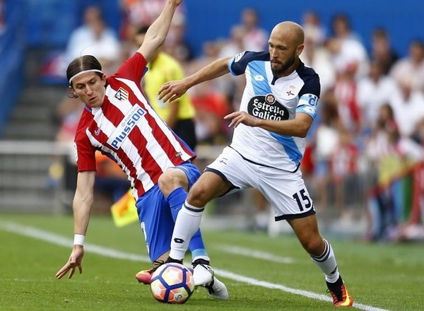 Прогноз на футбол: Депортиво – Атлетико, Примера, 11 тур (04/11/2017/18:15)