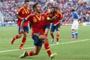 Прогноз на футбол: Испания до 21 – Исландия до 21, Квалификация к ЧЕ, Группа 2 (09/11/2017/21:30)