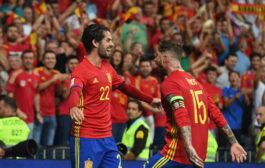 Прогноз на футбол: Россия – Испания, Товарищеский матч (14/11/2017/21:45)