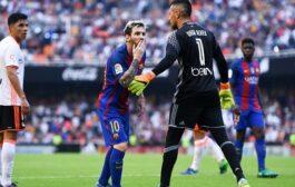 Прогноз на футбол: Валенсия – Барселона, Примера, 13 тур (26/11/2017/22:45)