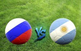 Букмекеры считают Аргентину фаворитом в матче с Россией