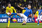 Прогноз на футбол: Италия – Швеция, Стыковые матчи к ЧМ (13/11/2017/22:45)