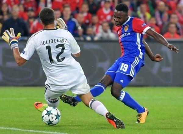 Прогноз на футбол: Бенфика – Базель, Лига Чемпионов, Группа А, 6 тур (05/12/2017/22:45)