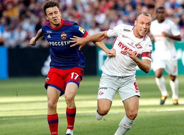 Букмекеры уверены: «ЦСКА» и «Спартак» покинут Лигу чемпионов