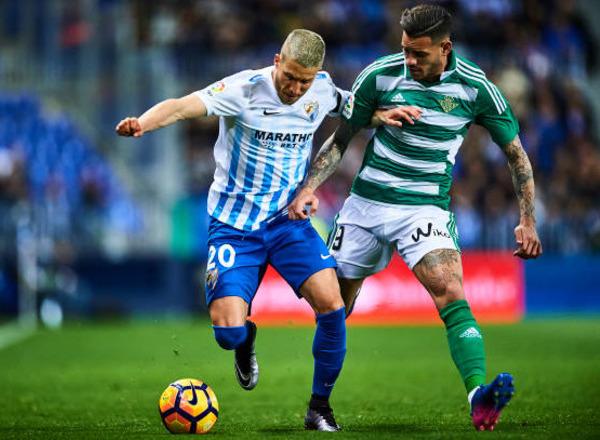 Прогноз на футбол: Малага – Бетис, Примера, 16 тур (18/12/2017/23:00)