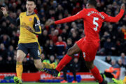 Прогноз на футбол: Арсенал – Ливерпуль, АПЛ, 18 тур (22/12/2017/22:45)