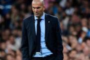Прогнозы букмекеров: «Реал» уволит Зидана в этом сезоне
