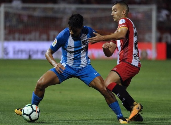 Прогноз на футбол: Малага – Жирона, Примера, 21 тур (27/01/2018/20:30)