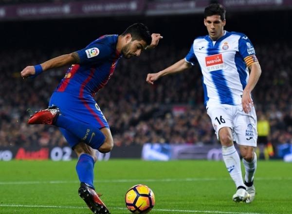 Прогноз на футбол: Эспаньол – Барселона, Примера, 22 тур (04/02/2018/18:15)