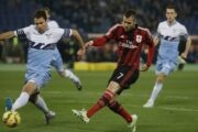 Прогноз на футбол: Милан – Лацио, Серия А, 22 тур (28/01/2018/20:00)
