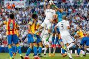 Прогноз на футбол: Валенсия – Реал Мадрид, Примера, 21 тур (27/01/2018/18:15)