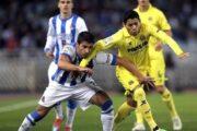 Прогноз на футбол: Вильярреал – Реал Сосьедад, Примера, 21 тур (27/01/2018/22:45)