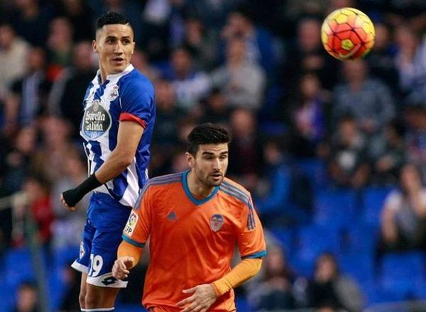 Прогноз на футбол: Депортиво – Валенсия, Примера, 19 тур (13/01/2018/22:45)